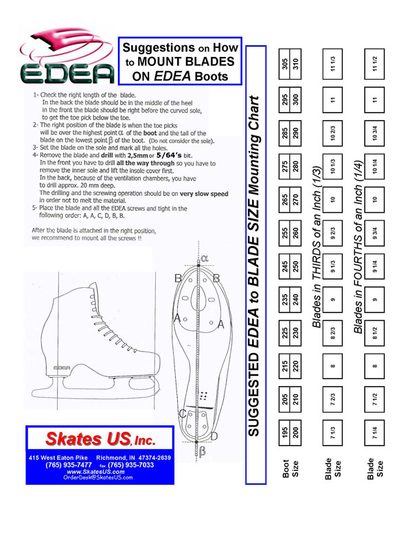 02-2006-EDEA-Ice-Sizing-MountingInfo Ice Boot to Blade Sizing Chart and Mounting Information