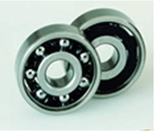 <i> Roll-Line </i> Carbon J ABEC 5 Bearings