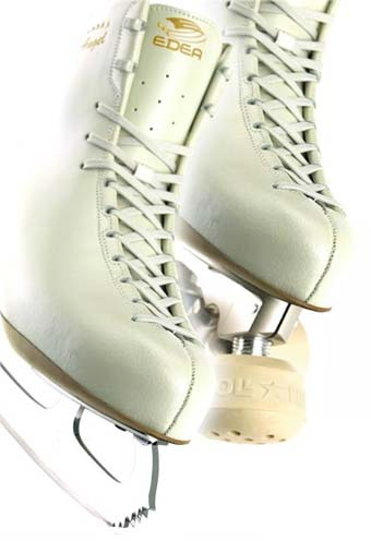 Ice-Roller-01 CARE and Use of Your EDEA Skating Boots