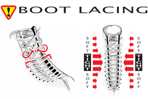 boot_lacing_veline CARE and Use of Your EDEA Skating Boots